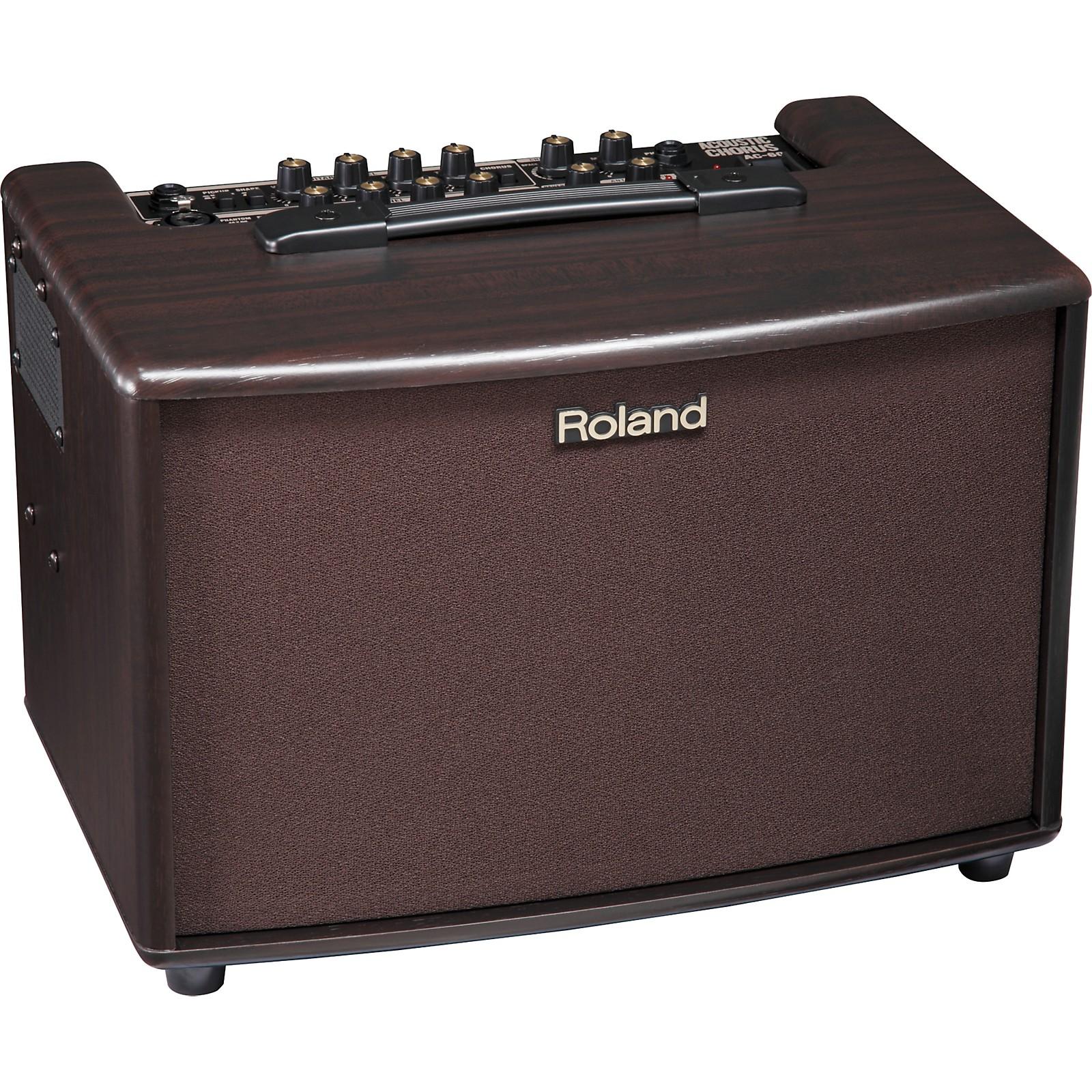 Open Box Roland AC-60RW 60 W 2x6.5 Acoustic Combo Amp