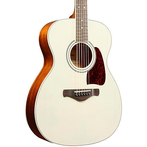 Open Box Ibanez AC320ABL Solid Top Grand Concert Acoustic Guitar