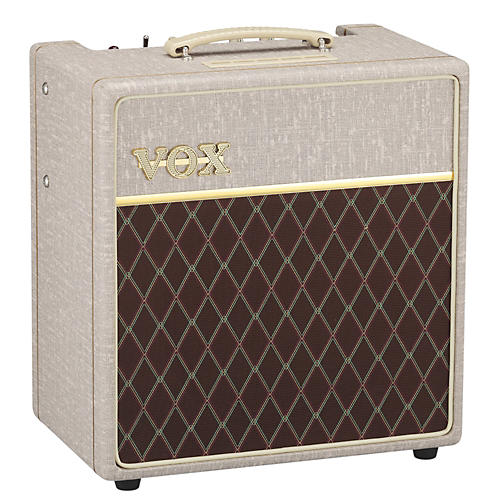 Open Box Vox AC4HW 1 Hand-Wired Tube Guitar Combo Amp