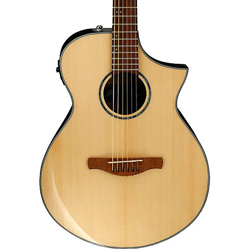 Open Box Ibanez AEWC300 Comfort Acoustic-Electric Guitar