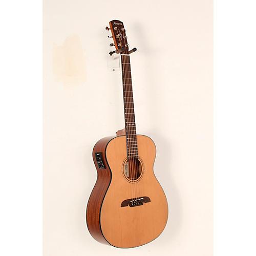 Open Box Alvarez AF615E Folk Acoustic-Electric Guitar