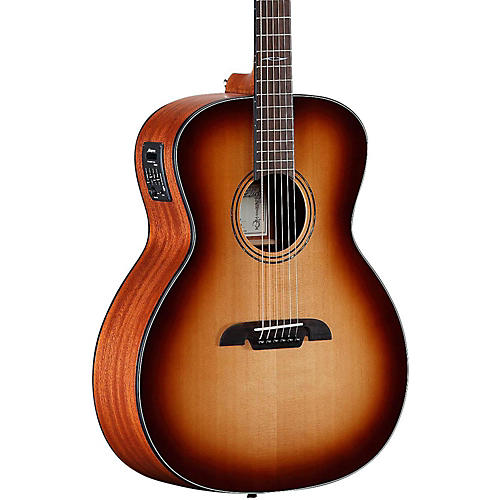 Open Box Alvarez AG610ESHB Grand Auditorium Acoustic-Electric Guitar