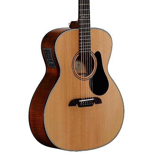 Open Box Alvarez AG80EFM Grand Auditorium Acoustic-Electric Guitar