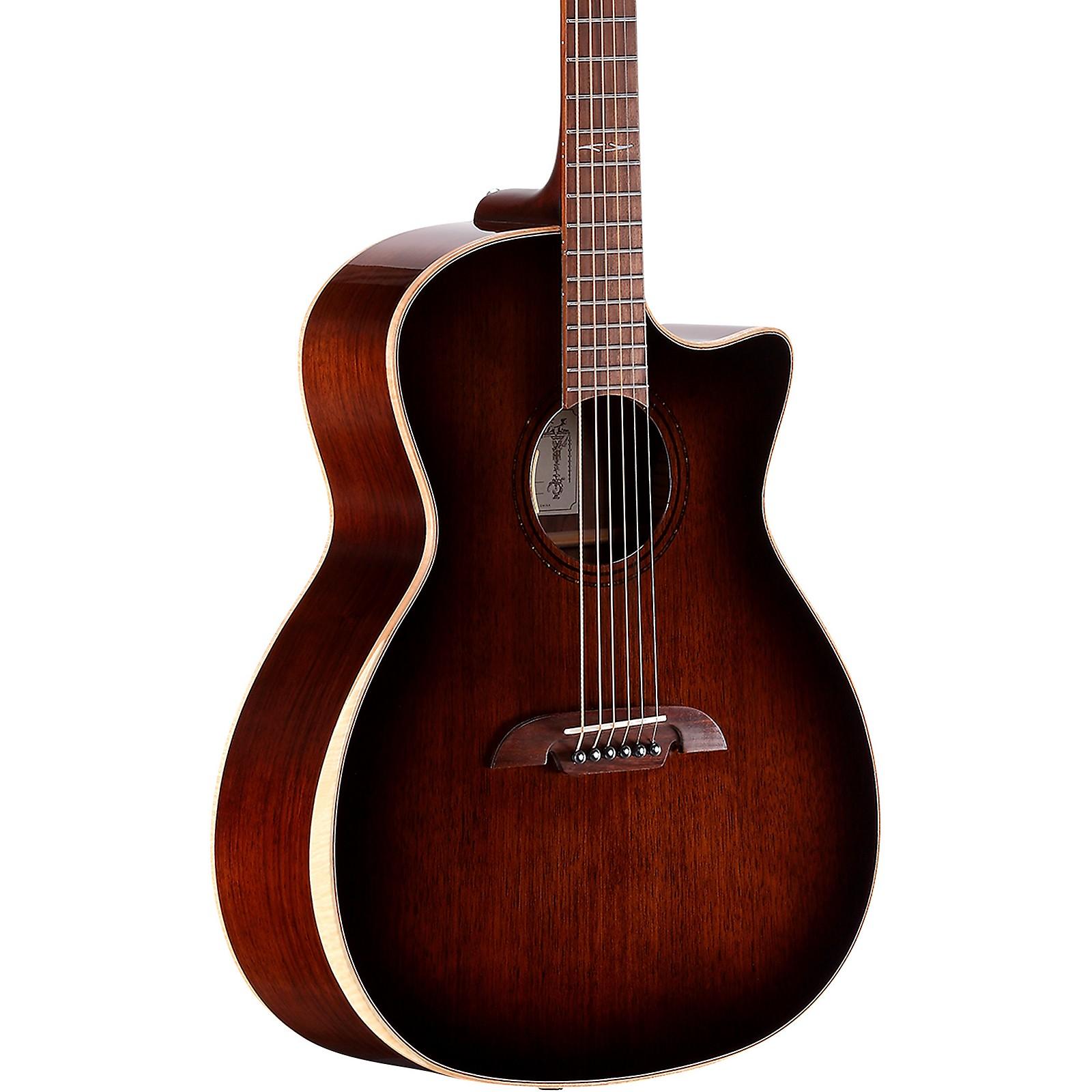 Open Box Alvarez AGW770CEAR 6 String Acoustic Electric Guitar