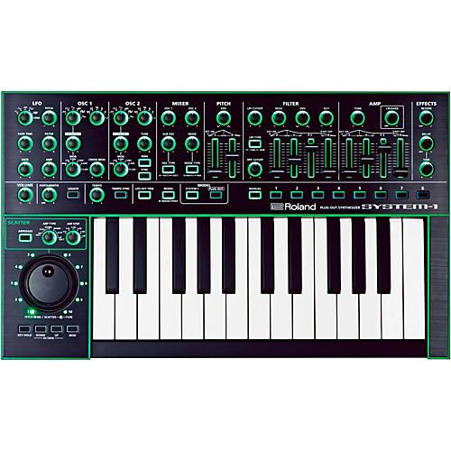 Open Box Roland AIRA SYSTEM-1 PLUG-OUT Synthesizer