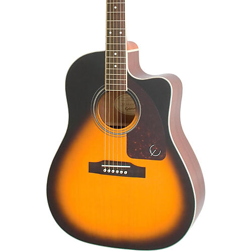 Open Box Epiphone AJ-220SCE Acoustic-Electric Guitar
