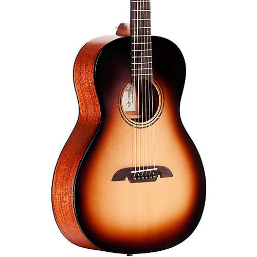 Open Box Alvarez AP30SB Parlor Acoustic Guitar