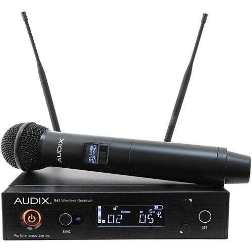 Open Box Audix AP41 OM5 Handheld Wireless System