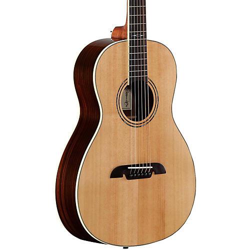 Open Box Alvarez AP70L Parlor Left-Handed Acoustic Guitar