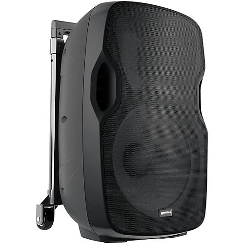 Open Box Gemini AS-10TOGO 10 in. Portable Wireless Bluetooth Loudspeaker