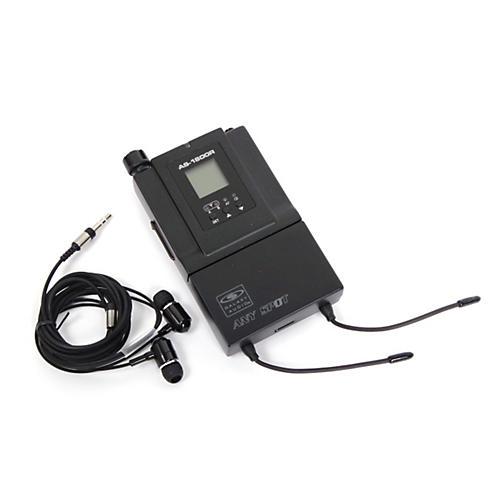 Open Box Galaxy Audio AS-1800 Receiver