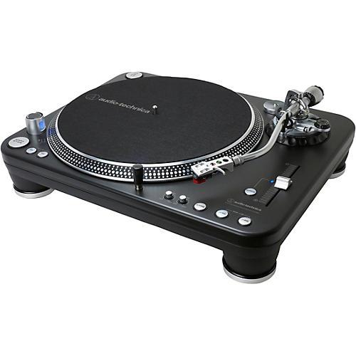 Open Box Audio-Technica AT-LP1240-USB XP Direct-Drive Professional DJ Turntable