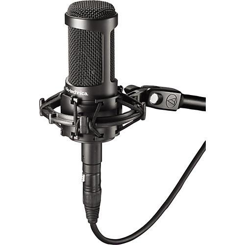 Open Box Audio-Technica AT2050 Multi-Pattern Large Diaphragm Condenser Microphone