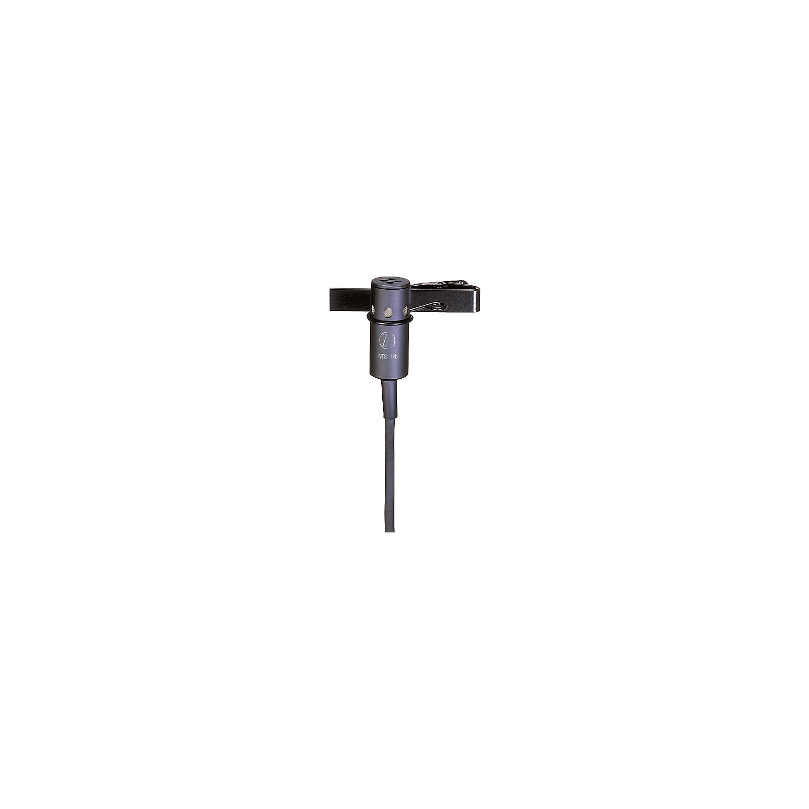 Open Box Audio-Technica AT831B Lavalier Condenser Microphone