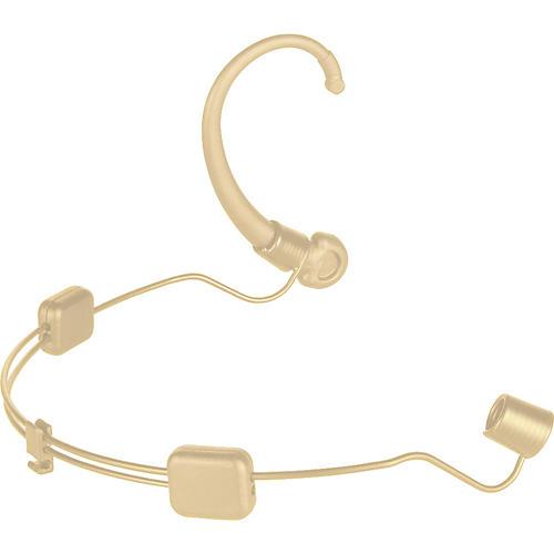 Open Box Audio-Technica AT8464-TH Dual Ear Mount for Microset Headworn Mics Beige