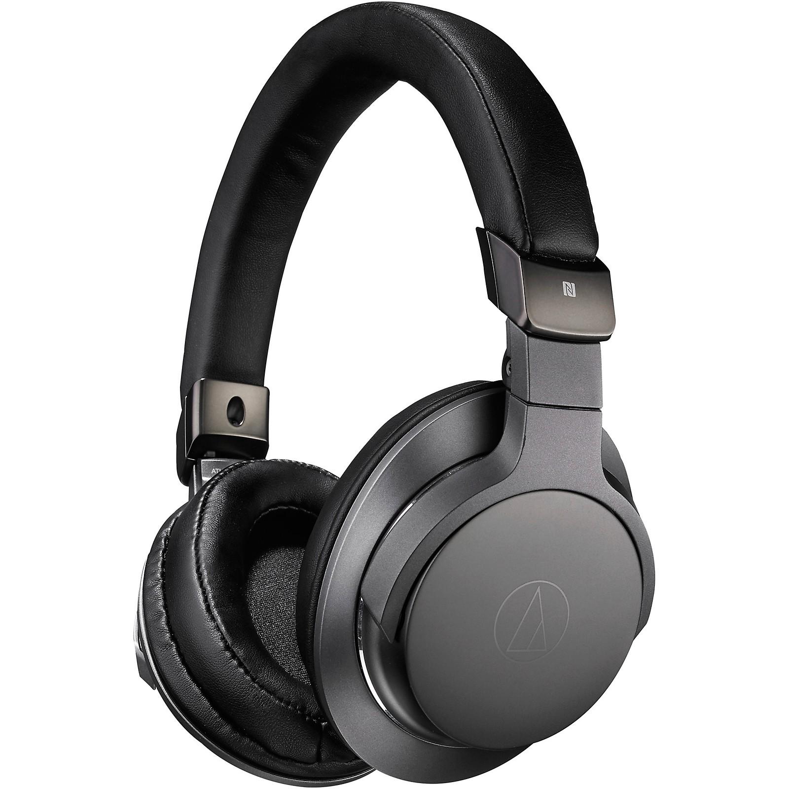 Open Box Audio-Technica ATH-SR6BT Wireless Over-Ear High Resolution Headphones