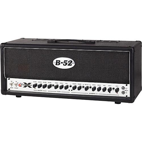 Open Box B-52 ATX-100 100W Tube Guitar Amp Head