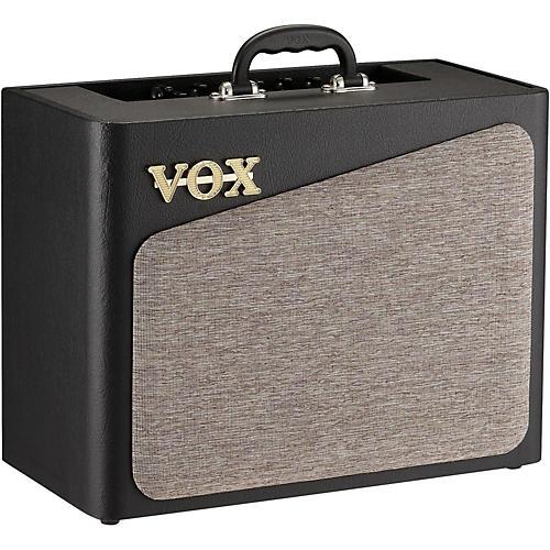 Open Box Vox AV 15W 1X8 Analog Modeling Guitar Combo Amp