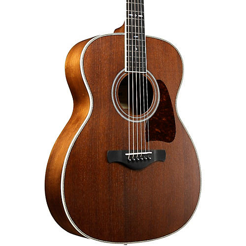 Open Box Ibanez AVC10MHOPN Ibanez Artwood Thermo Aged Solid Top Grand Concert Acoustic Guitar
