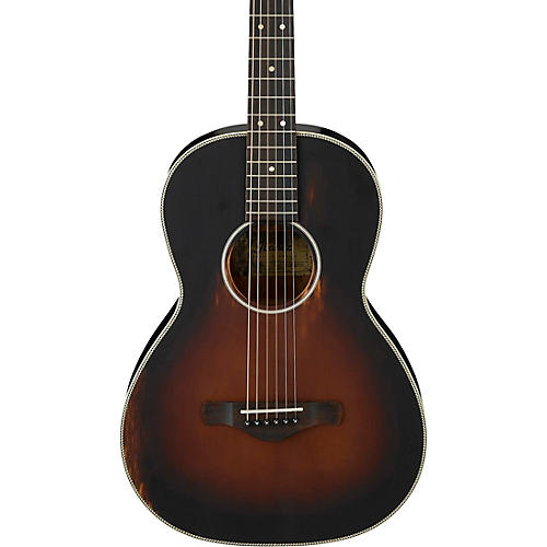 Open Box Ibanez AVN11 Artwood Vintage Parlor Guitar