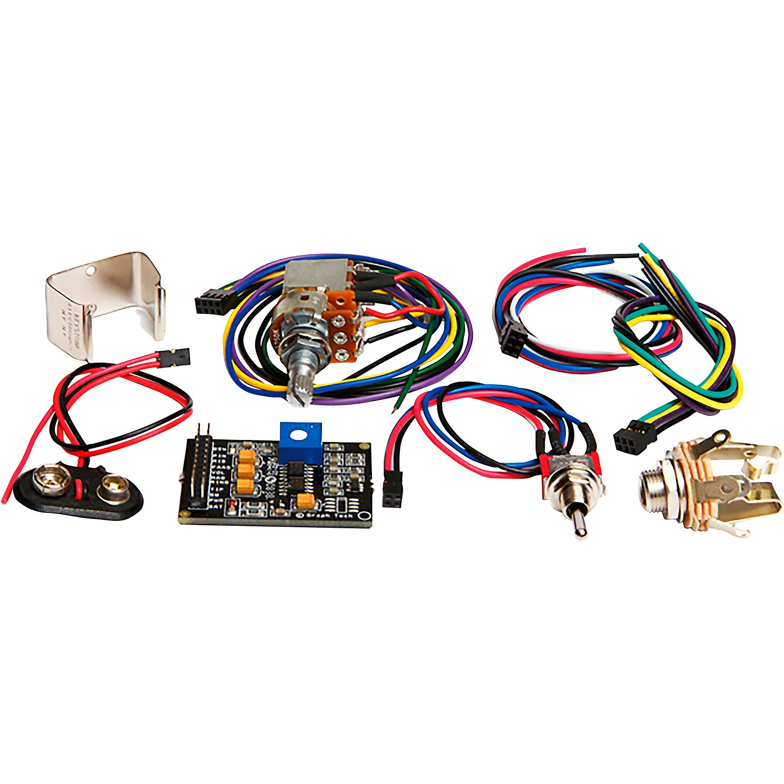 Open Box Graph Tech Acousti-Phonic Kit for Guitar