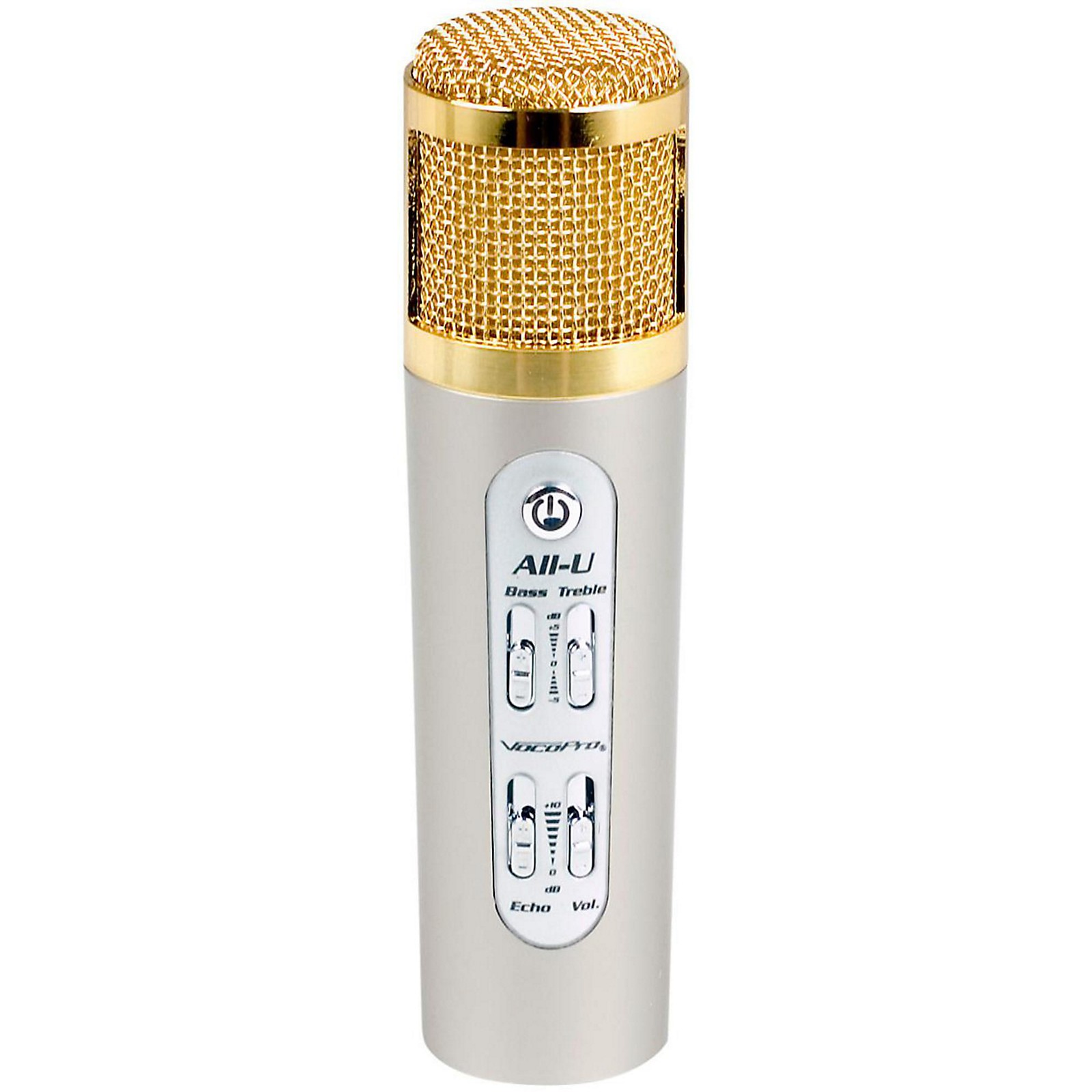 Open Box VocoPro All-U Karaoke Mic for Android and iOS