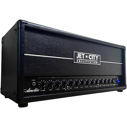 Open Box Jet City Amplification Amelia 50W Tube Guitar Amplifier Head