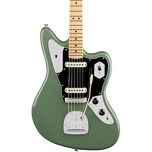 Open Box Fender American Professional Jaguar Maple Fingerboard Electric Guitar