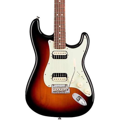 Open Box Fender American Professional Stratocaster HH Shawbucker Rosewood Fingerboard