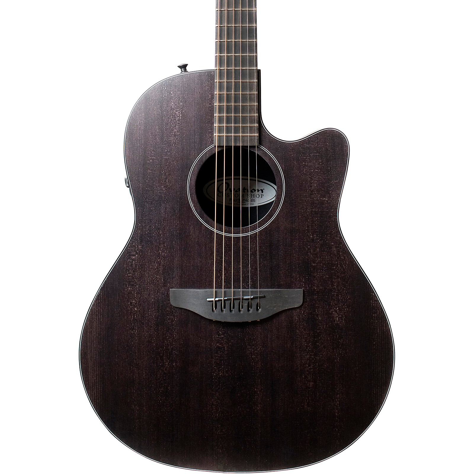 Open Box Ovation American SX Main Stage Deep Contour Acoustic-Electric Guitar