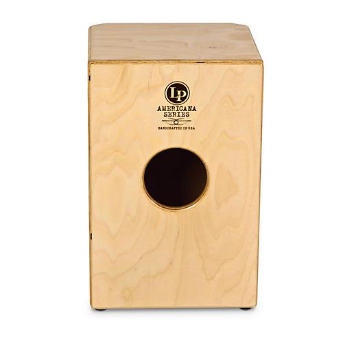 Open Box LP Americana Peruvian Cajon