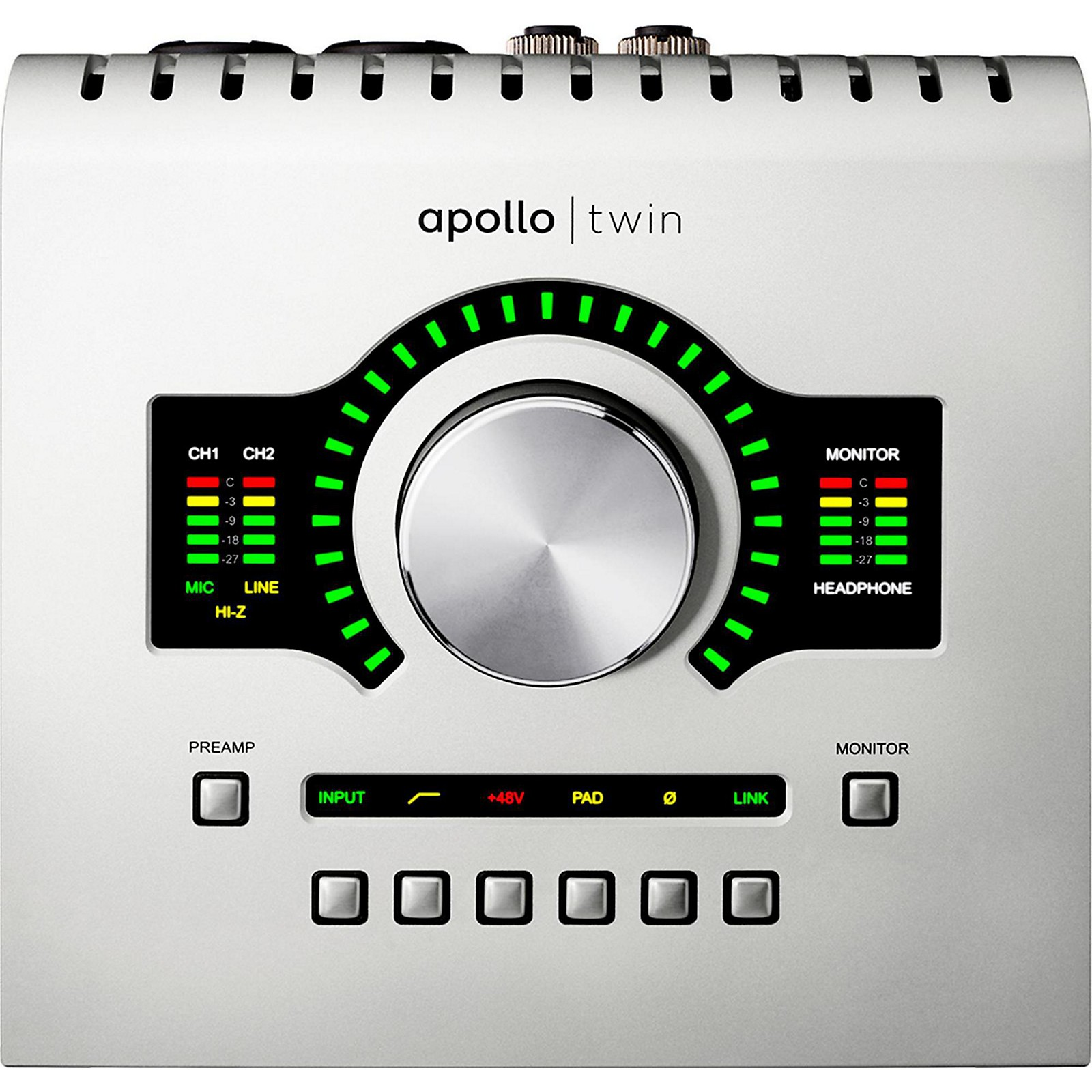 Open Box Universal Audio Apollo Twin USB with Realtime UAD Processing