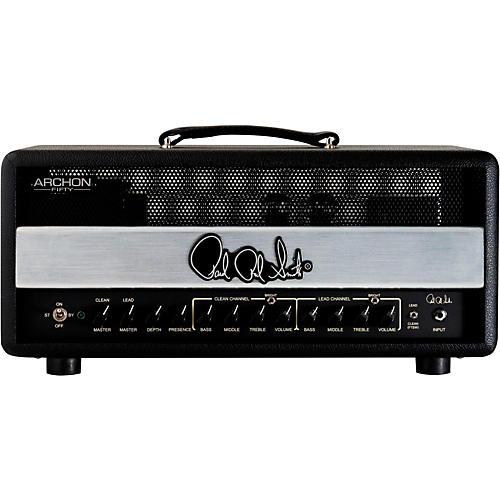 Open Box PRS Archon 50W Guitar Tube Head