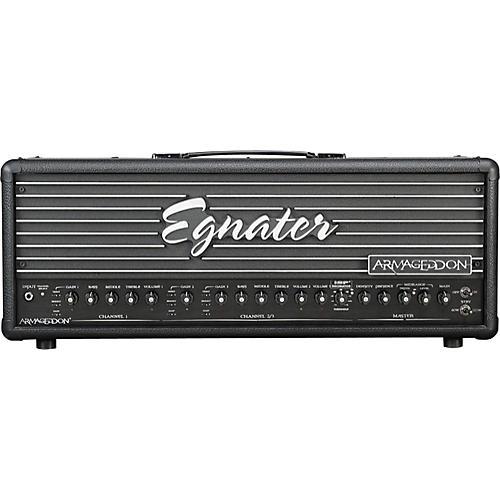 Open Box Egnater Armageddon 120W Tube Guitar Amp Head