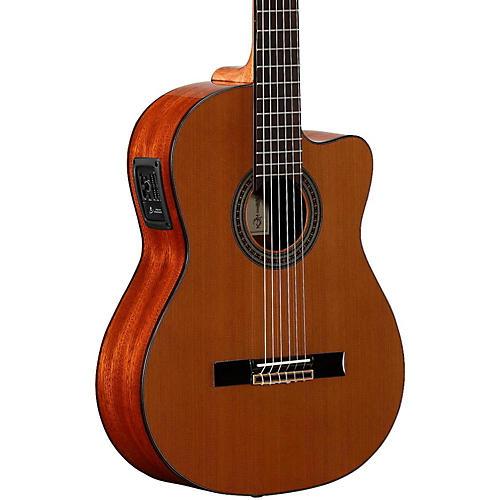 Open Box Alvarez Artist Series AC65CE Classical Acoustic-Electric Guitar
