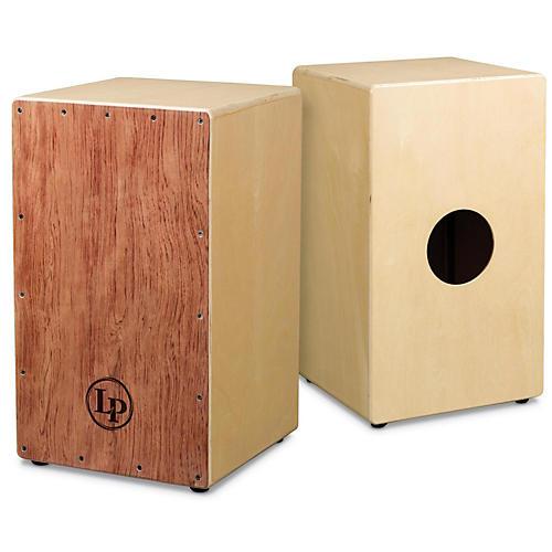 Open Box LP Aspire Bubinga Cajon