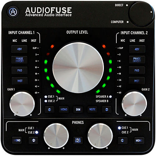 Open Box Arturia AudioFuse Audio Interface