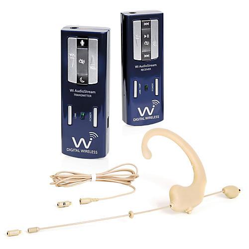 Open Box Wi Digital AudioStream EL2 Pocket Portable Digital Wireless System