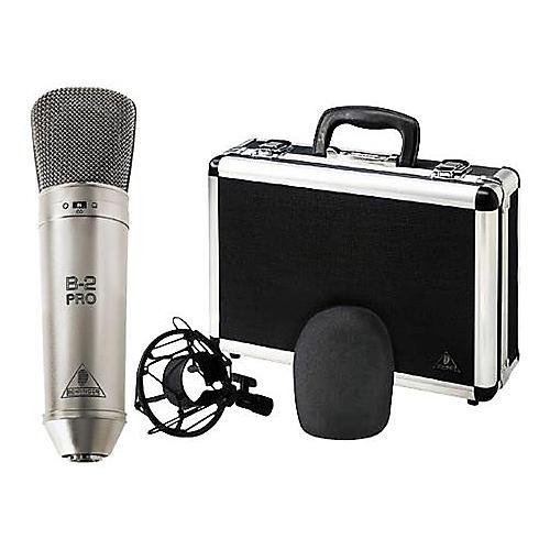 Open Box Behringer B-2 Pro Condenser Microphone