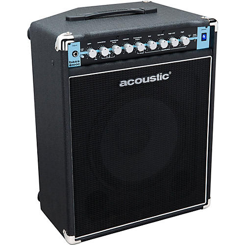 Open Box Acoustic B100C 1X12 100W Bass Combo with Tilt-Back Cab