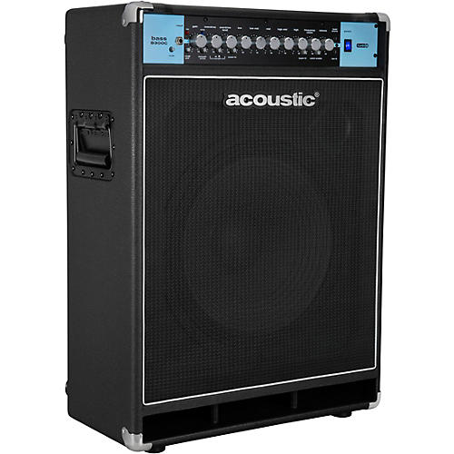 Open Box Acoustic B300C 1X15 300W Bass Combo with Tilt-Back Cabinet