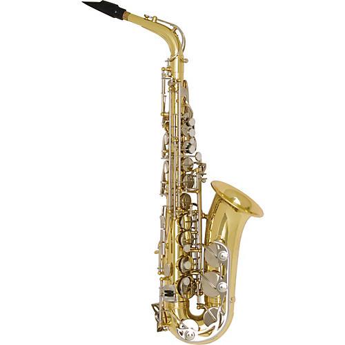 Open Box Bundy BAS-300 Student Alto Saxophone