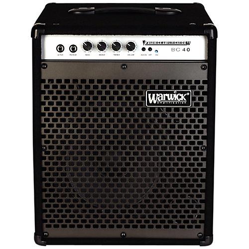 Open Box Warwick BC40 40W 1x10 Bass Combo w/2
