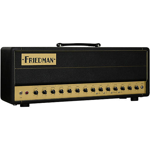 Open Box Friedman BE-50 Brown Eye Deluxe 50W Tube Guitar Amp Head