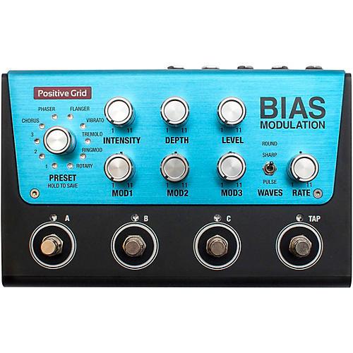 Open Box Positive Grid BIAS Modulation Pro Effects Pedal
