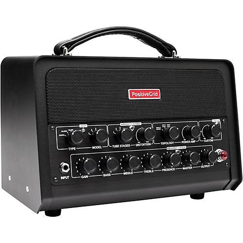Open Box Positive Grid BIAS Processor Head Amp Match Guitar and Bass Amplifier Head