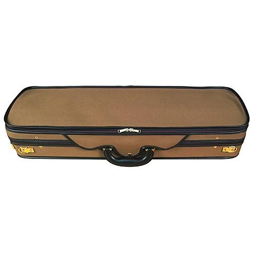 Open Box Baker Street BK-4010 Deluxe Violin Case