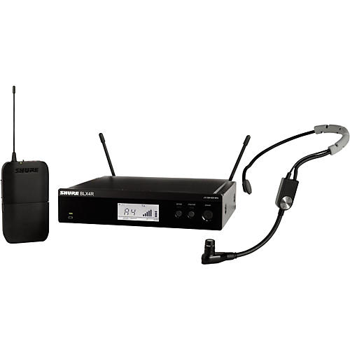 Open Box Shure BLX14R Headset System with SM35 Headset Microphone