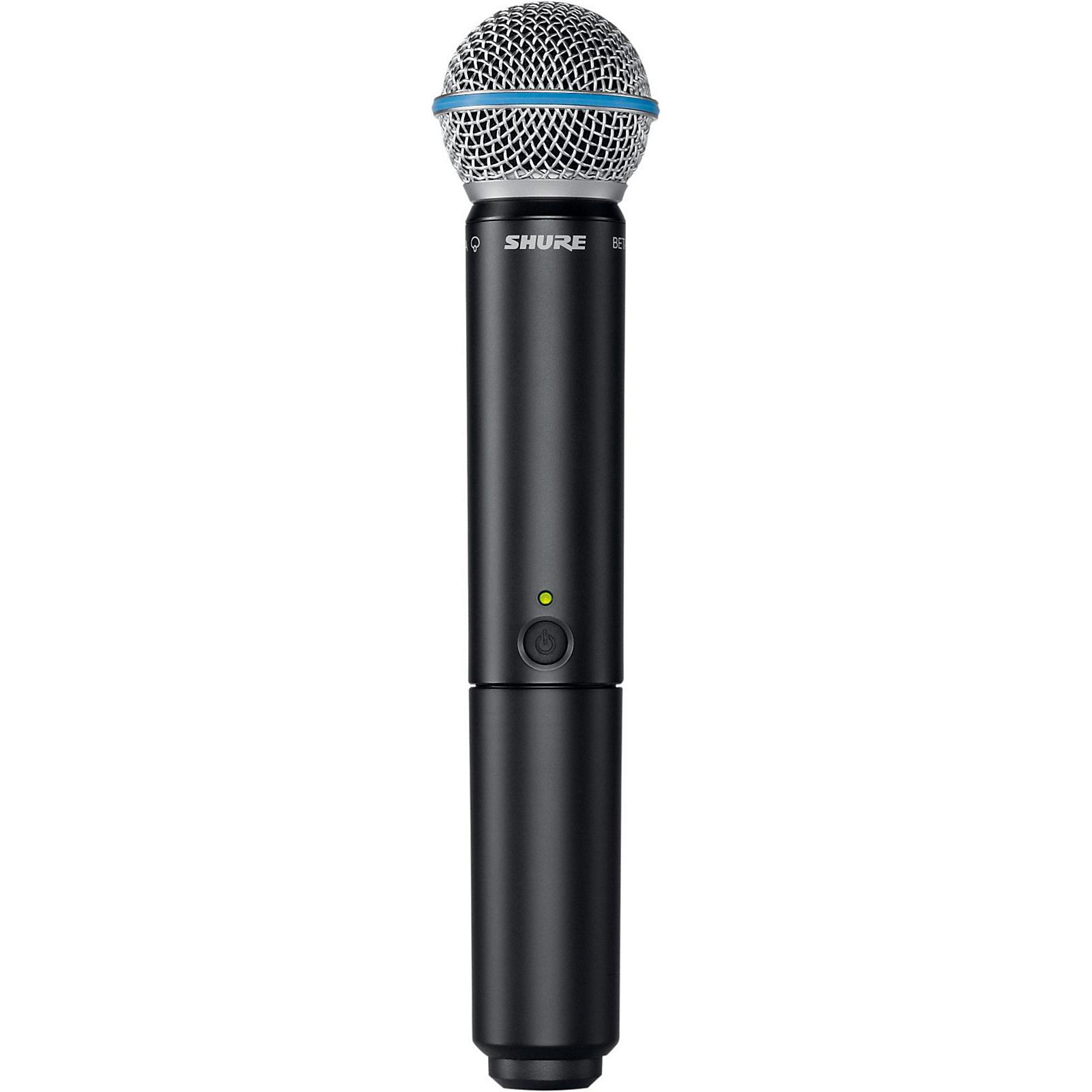 Open Box Shure BLX2/B58 Handheld Wireless Transmitter with Beta 58A Capsule