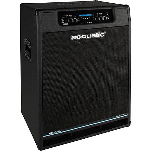 Open Box Acoustic BN6210 600W 2x10 Neodymium Bass Combo Amp